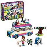 LEGO Friends 41333 - Olivias Rettungsfahrzeug, Kinderspielzeug
