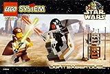 LEGO 7101 Star Wars Light Saber Duel Episod 1