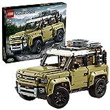 LEGO 42110 Technic Land Rover Defender, Bauset, Mehrfarbig