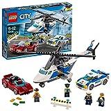 Lego City 60138 - Rasante Verfolgungsjagd, Bausteinspielzeug