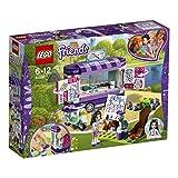 Lego Friends 41332 - Emmas rollender Kunstkiosk, Cooles Kinderspielzeug