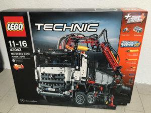 Lego Technic 42043 Karton