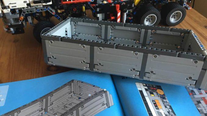 Lego Technic 42043 Kippmulde/Ladenfläche