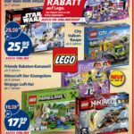 Lego® 20% Rabatt Aktion Real (29.06.2016)