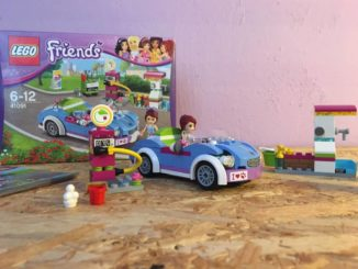Lego Friends 41091 Mia´s Sportwagen by brick-family.de