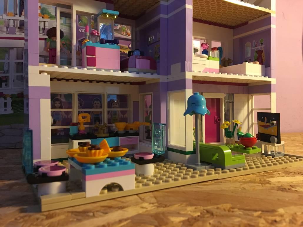 Lego Friends 19 Emmas Familienhaus - Brick Family