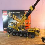 Lego Technic 42009 – mobiler Schwerlastkran