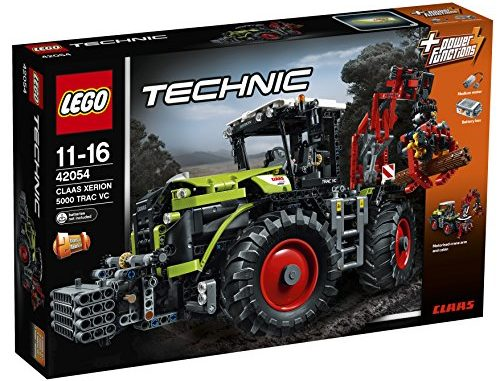 LEGO® Technic 42054 - CLAAS XERION 5000 TRAC VC