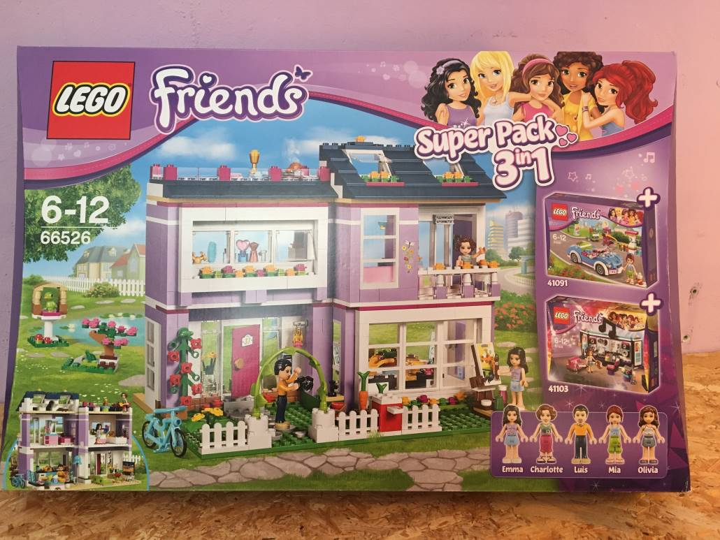 Lego Friends 66526 Superpack » Brick Family