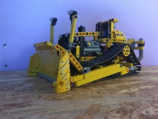 Lego Technic 42028 zusammengebaut by brick-family.de