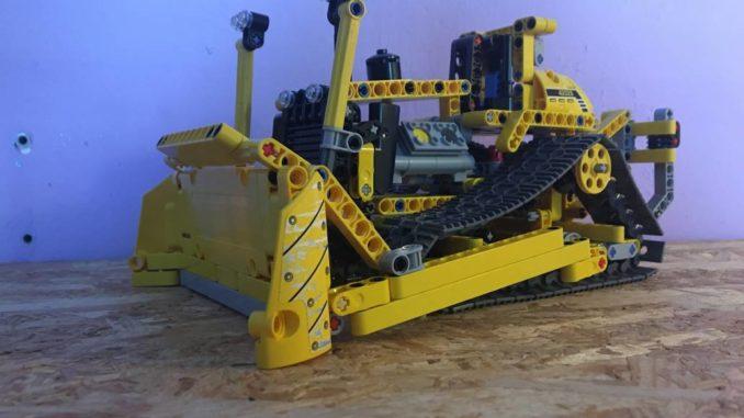 Lego Technic 42028 zusammengebaut by brick-family.de