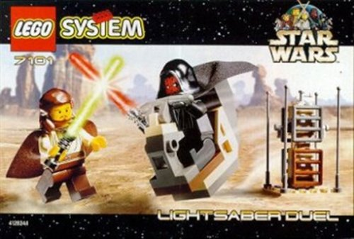 Lego 7101 - erstes Star Wars Set