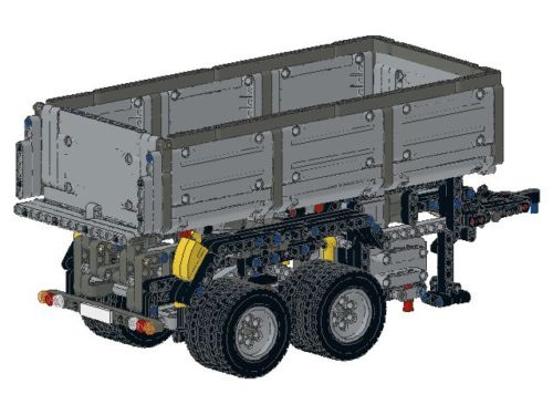 Lego Technic 42043 Anhänger