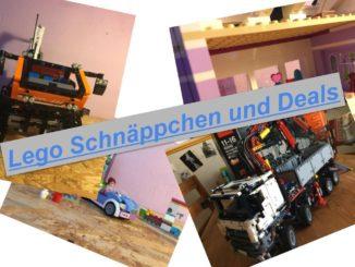 Lego Schnäppchen und Angebote