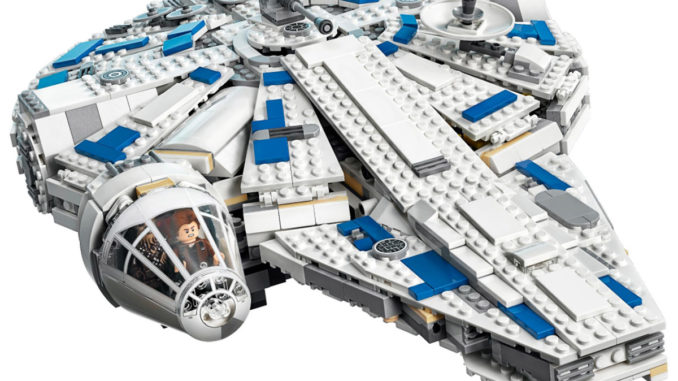 LEGO Star Wars 75212 Kessel Run Millennium Falcon | © LEGO Group