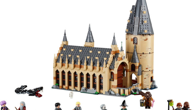 Lego 75954 Harry Potter Great Hall