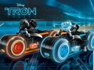 Lego 21314 – Ideas TRON: Legacy