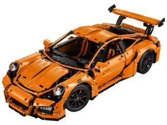 Lego 42056 - RC Umbau