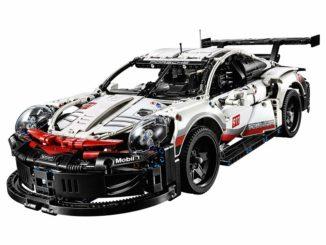 LEGO 42096 – RC Umbau