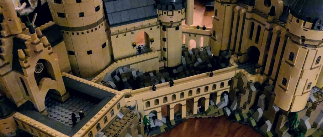 Lego 71043 - Harry Potter Schloss Hogwarts Bild