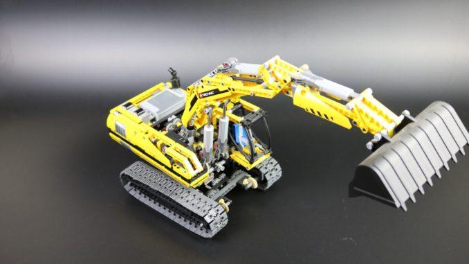 Lego 8043 - Raupenbagger