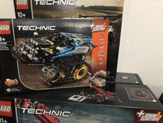 Lego Technic ferngesteuert Bild