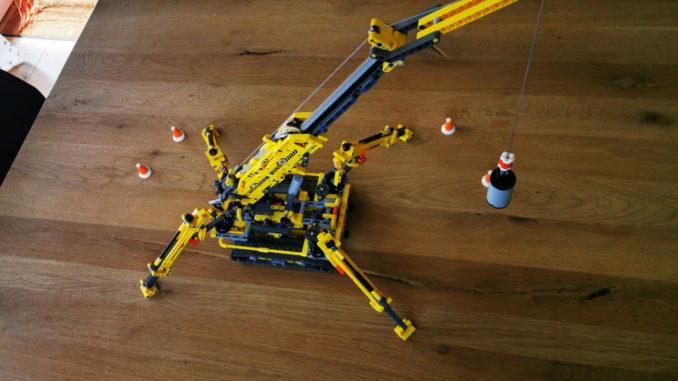 Lego Technic Spinnenkran - 42097