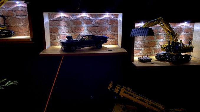 Lego Beleuchtung